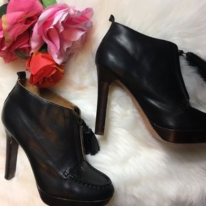 "🎉 COACH ""Cary"" Platform bootie"